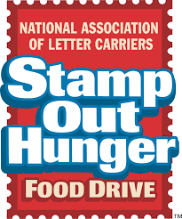 Stamp Out Hunger food drive Minneapolis