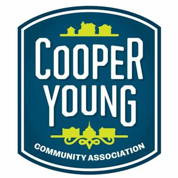 logo for cooper young community association