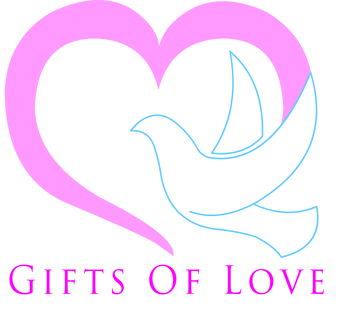 logo for the charity gifts of love