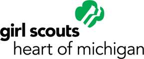 girl scouts of michigan logo