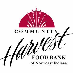 harvest food bank logo