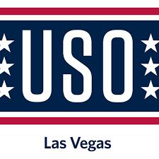 USO Las Vegas logo