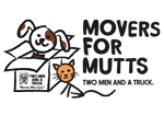 movers for mutts logo downers grove