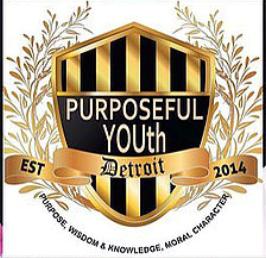 Purposeful Youth Detroit Logo