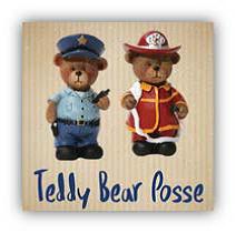 teddy bear posse