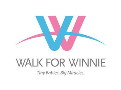 walk for winnie charity logo