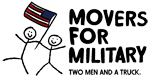 movers for military logo