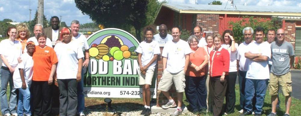 Northern Indiana Food Bank Photo
