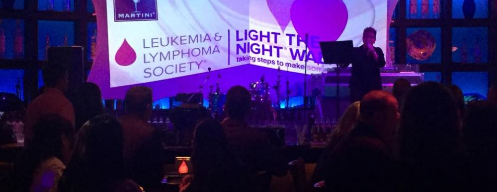 Light the Night gala and speaker