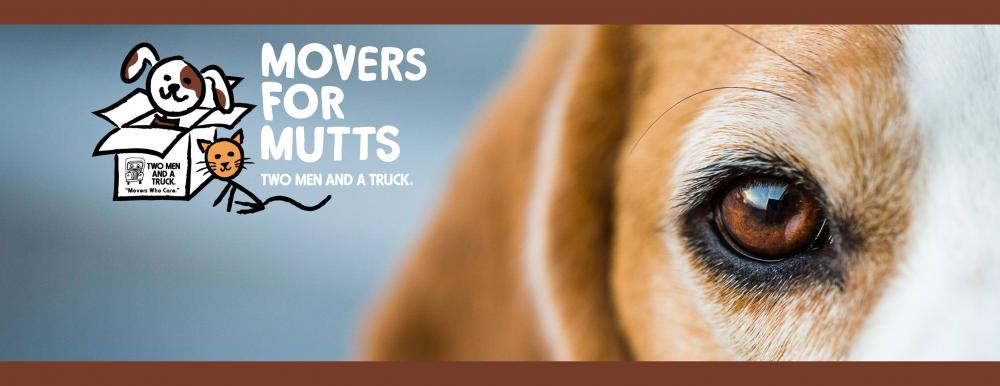 Movers for Mutts in Birmingham, AL for the Greater Birmingham Humane Society