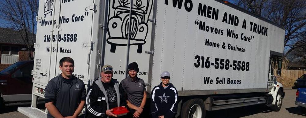Wichita Community Two Men And A Truck