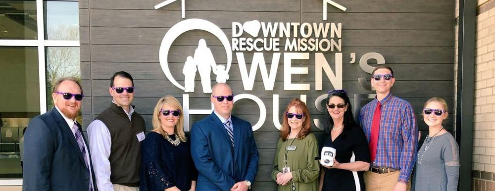 Owen's House at Downtown Rescue Mission