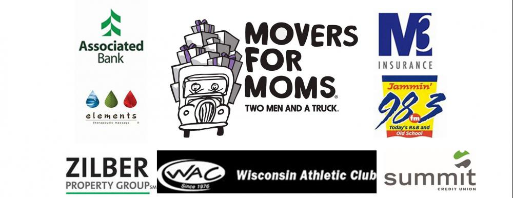 Movers for Moms Campaign Partners