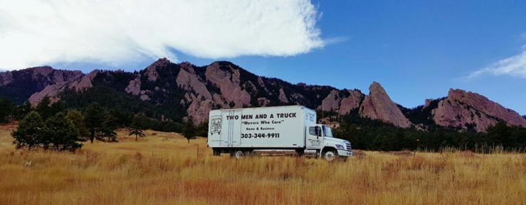 Boulder Truck Picture