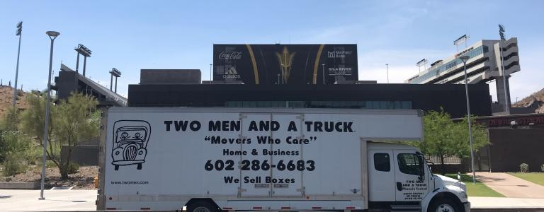 TWO MEN AND A TRUCK Phoenix Central