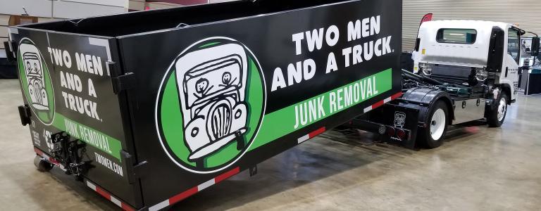 TMT Junk truck