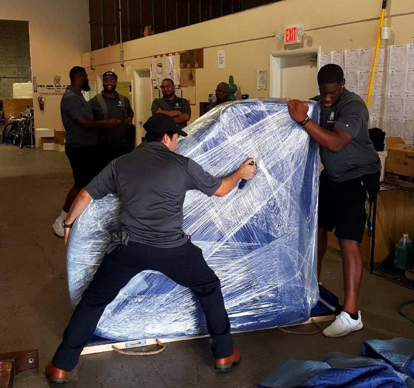 training on how to move a piano in miami florida
