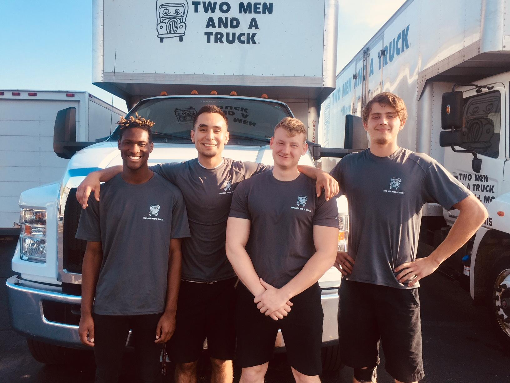 Springfield Drivers and Movers-Keenan, Reno, Thomas and Kenny