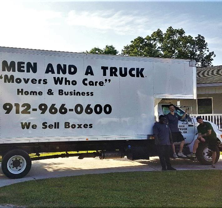Two Men and a Truck Savannah