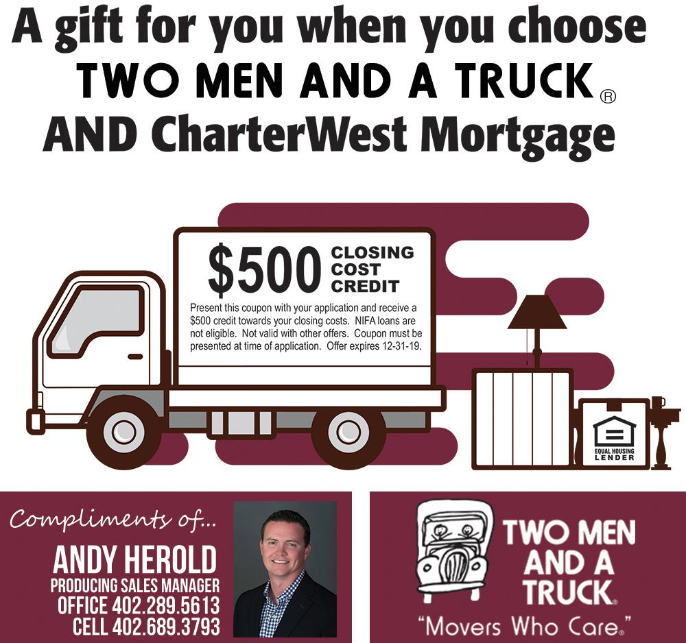 charter west closing costs
