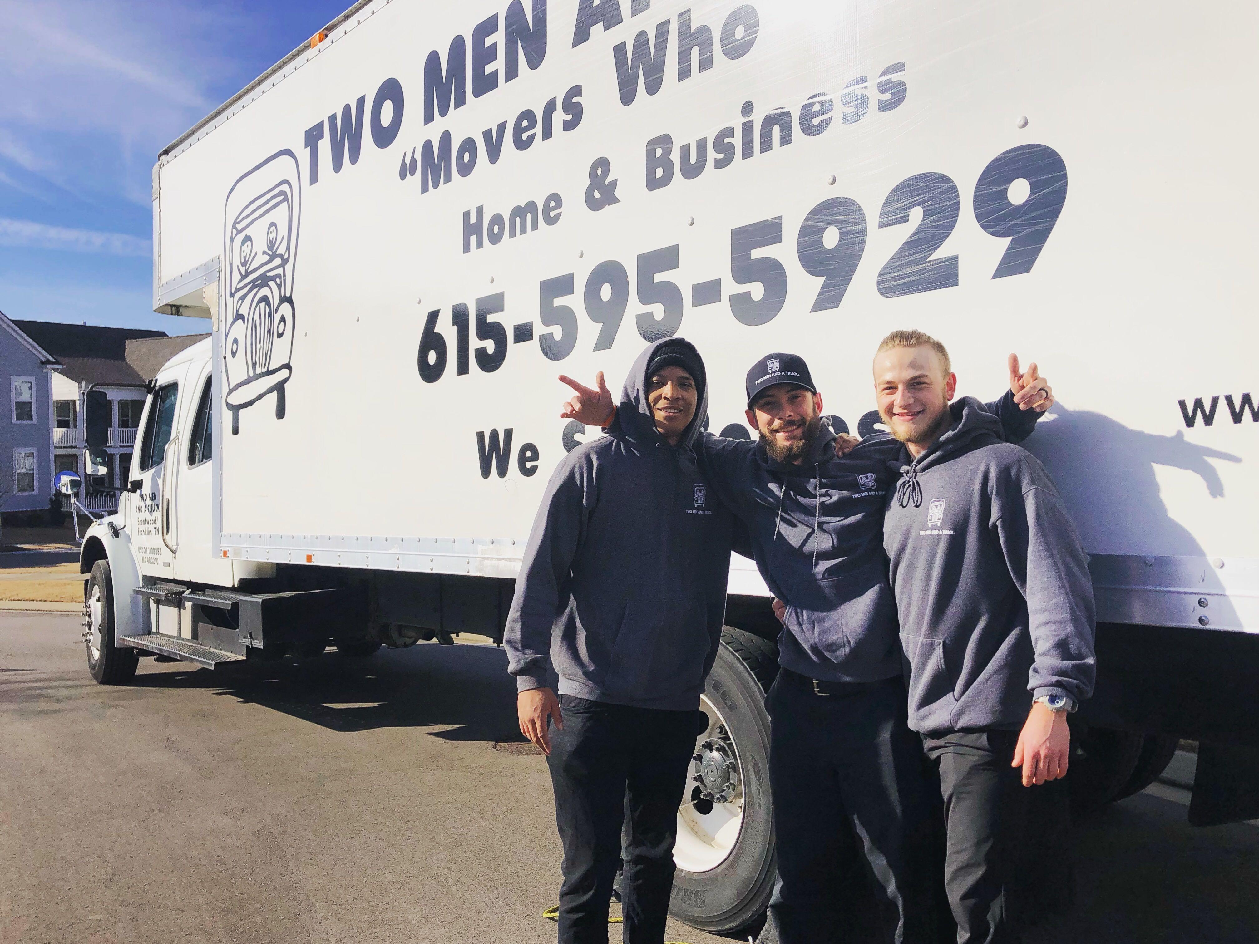 3 Men and a Truck