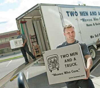 Movers In Scottsdale Az Two Men And A Truck
