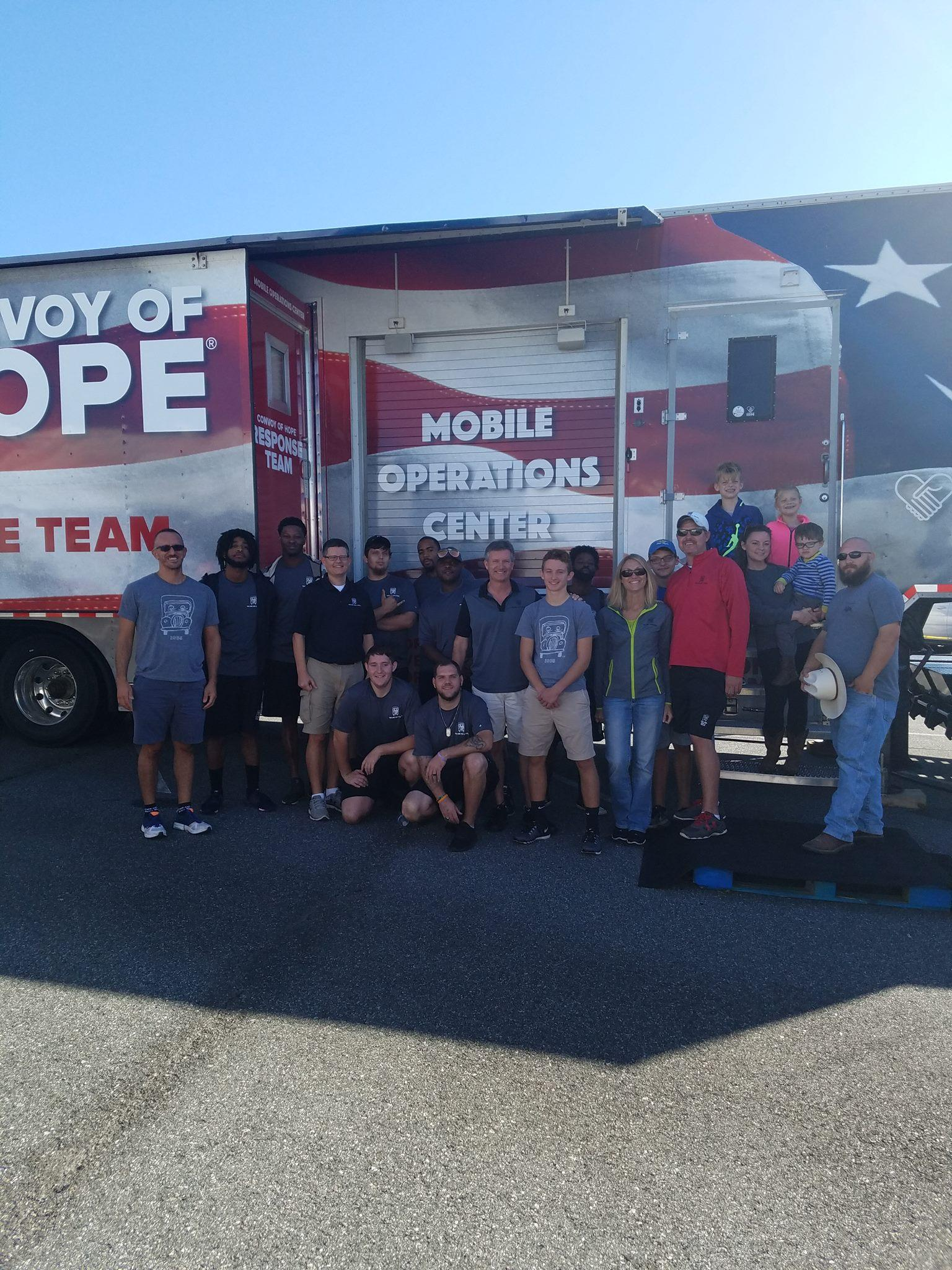 Convoy of Hope Pensacola
