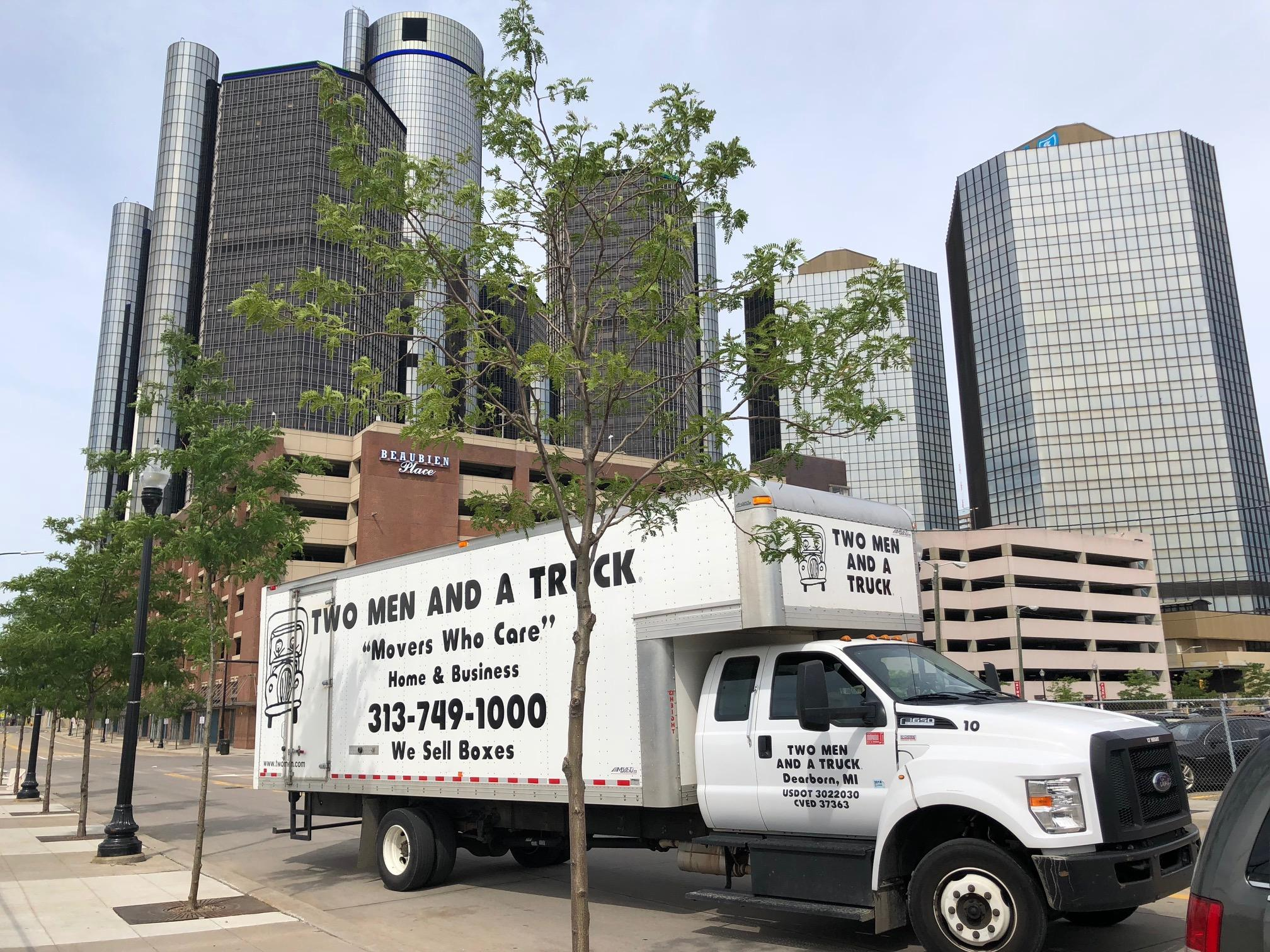 Picture of Truck Detroit