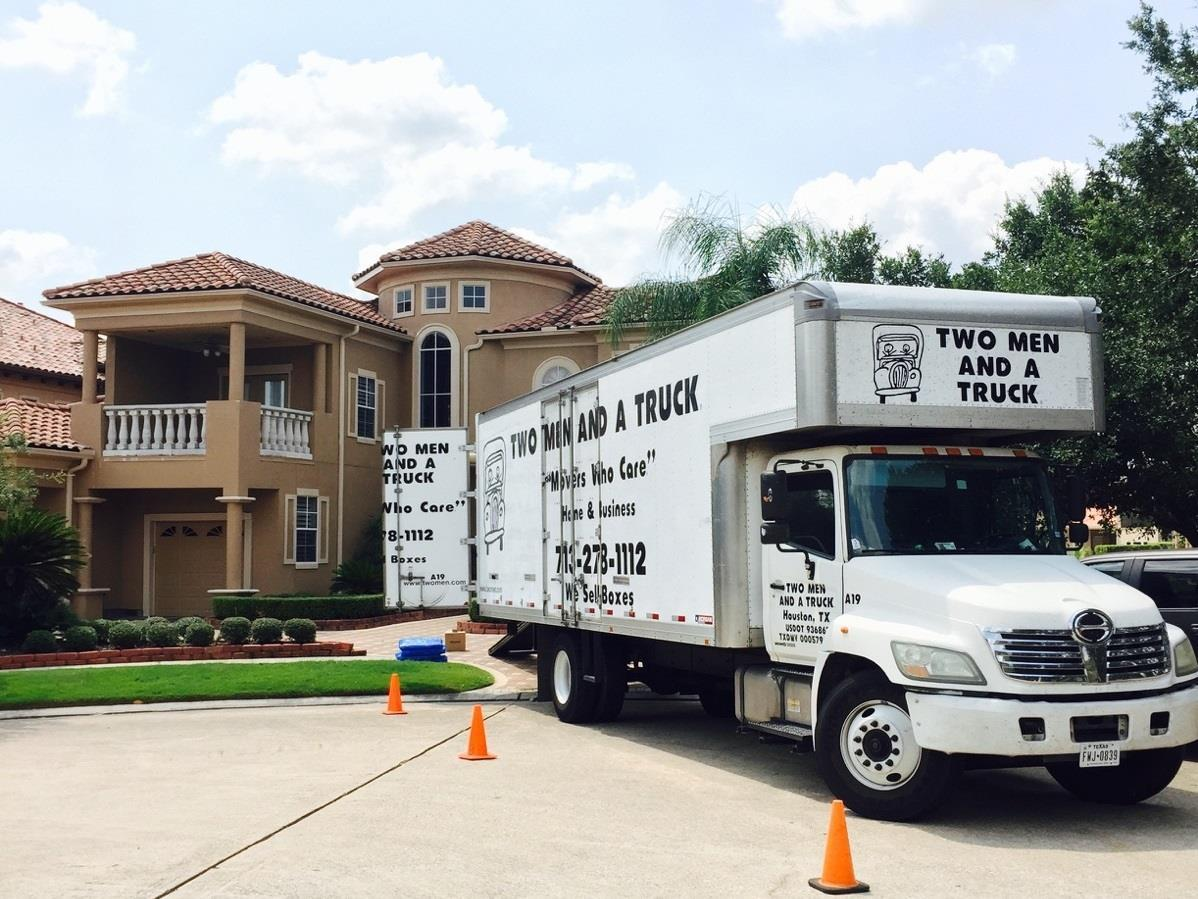 Movers In Houston Northwest TX TWO MEN AND A TRUCK - Pool table movers katy tx