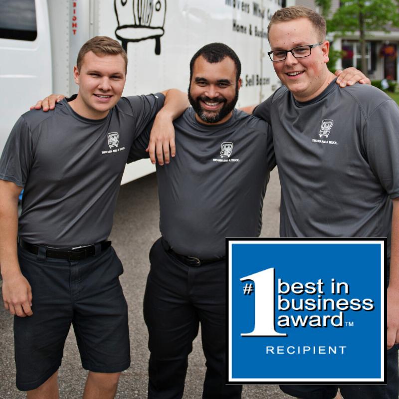 North Alabama's #1 Best in Business Award Recipient