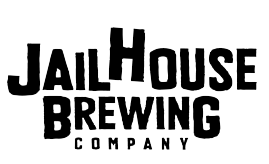 logo for jailhouse brewing company
