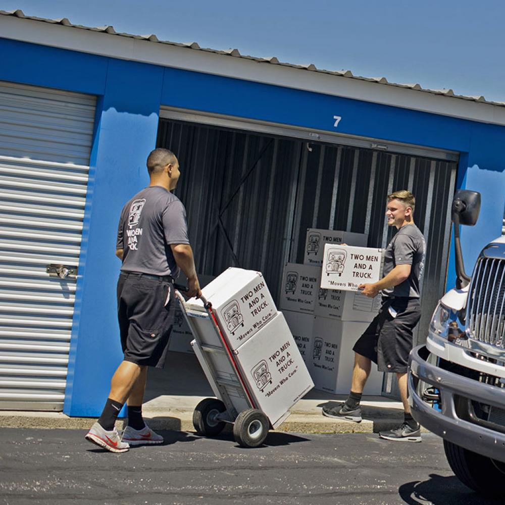 Storage Movers