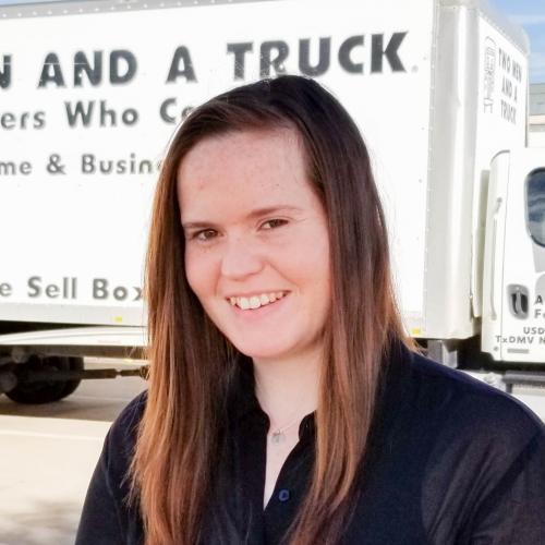 Sarah - Move Coordinator