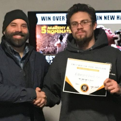 Edd Peiedone Five Star Mover Of The Month