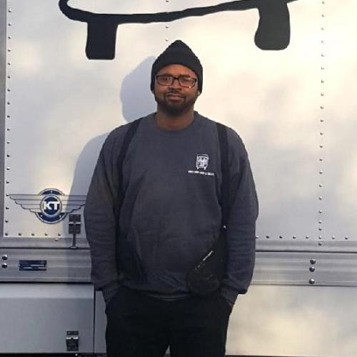 Brian Crosson, Mover of the Month for Two Men And A Truck