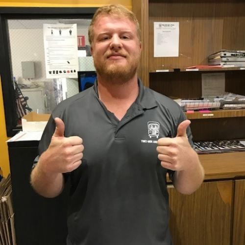 Andrew G. August Employee of the Month