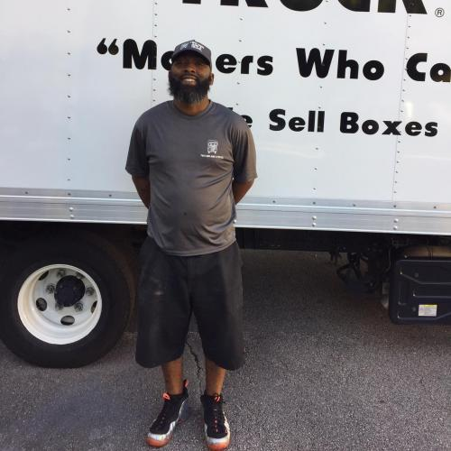 Bryant provided top notch in June and parlayed it into Mover of the Month honors.  Customer service is the focus for Bryant on each and every move service that he provides.