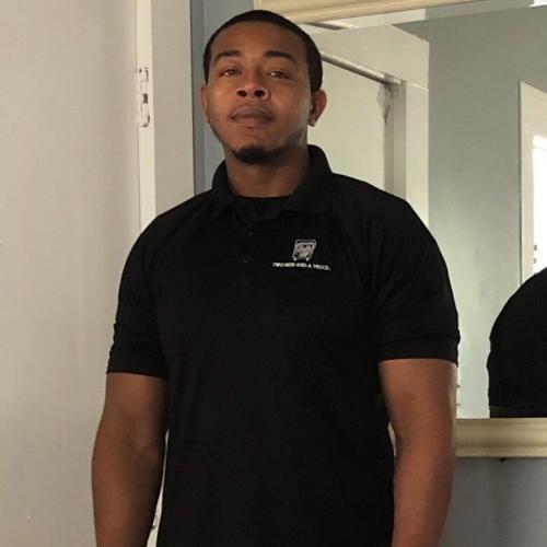 Dandre Blackmon Mover of the Month