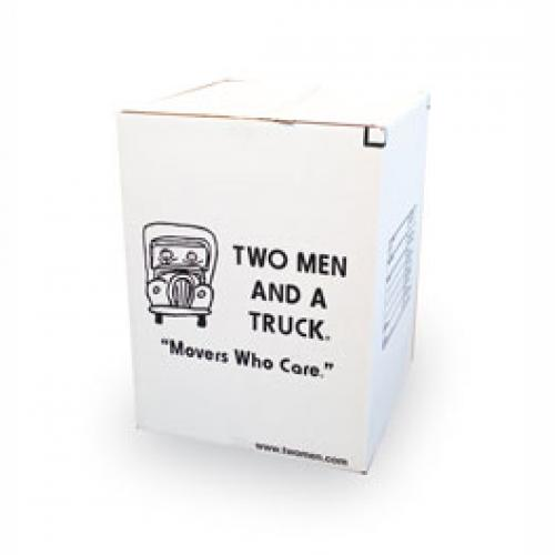 two men and a truck extra large box
