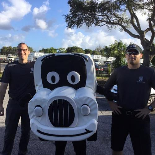 Truckie and TWO MEN AND A TRUCK Fort Lauderdale Operations Manager Jeremiah