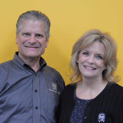 John and Cindy Tometich