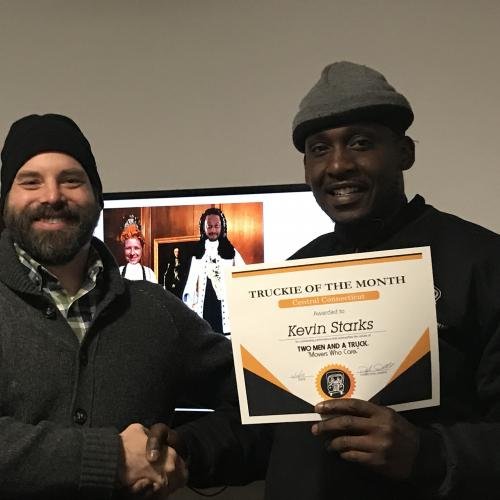 Kevin Stark Mover of Month