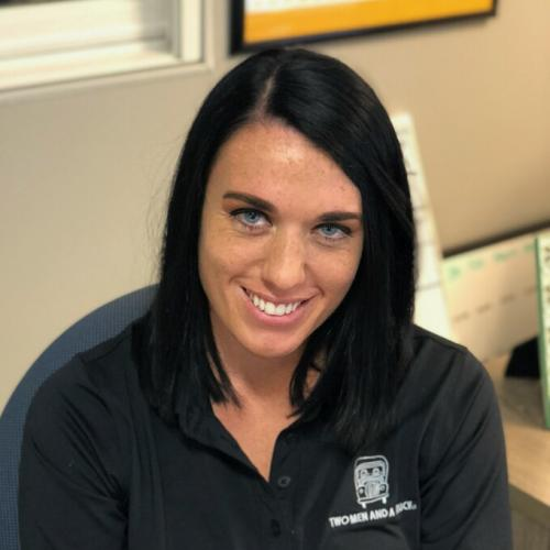 Kristina Taylor- Sales Team Lead