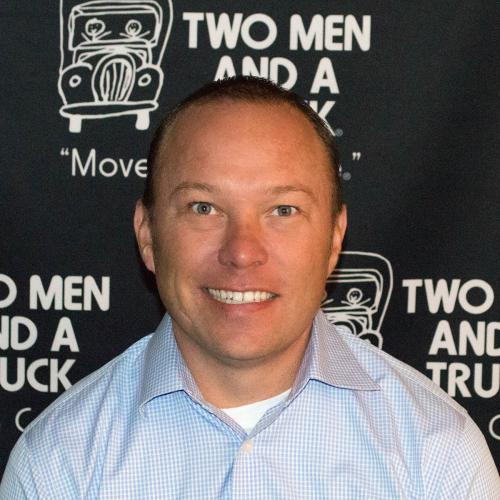 TWO MEN AND A TRUCK Moving Company General Manager Steve Bruner