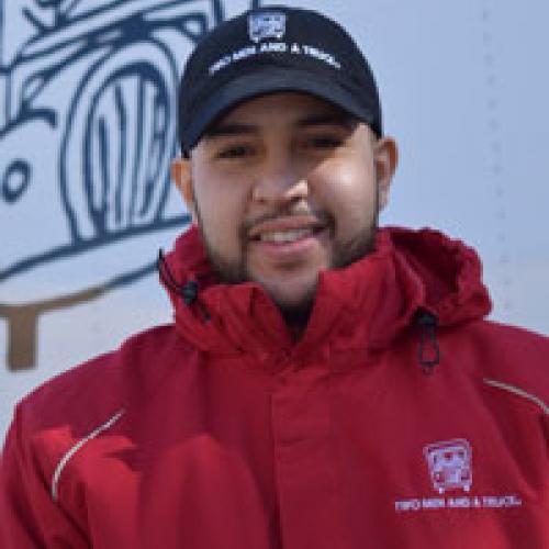 Edwin Ruiz Operations Manager