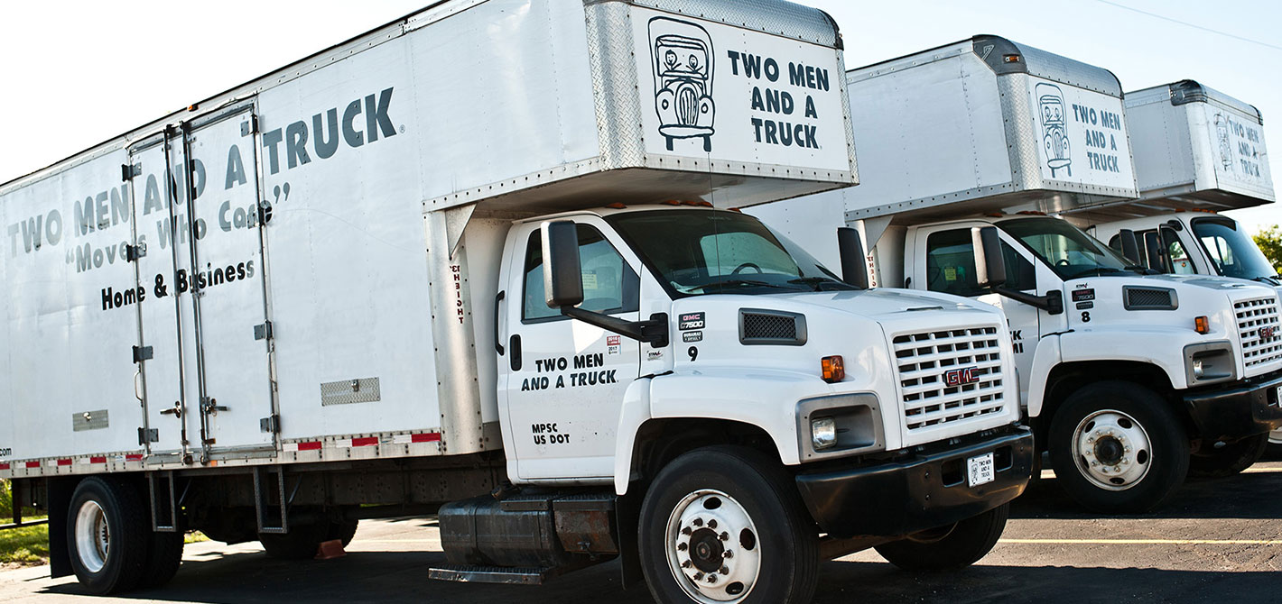 TWO MEN AND A TRUCK The Movers Who Care Mobile Home Movers Tennessee on truck movers, mobile homes with additions, mobile homes tie down requirement, boat movers, equipment movers, furniture movers, mobile air conditioner, mobile homes in the mountains,