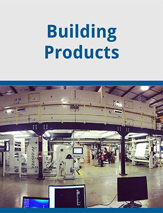 building products brochure