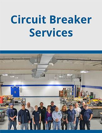 industrial circuit breaker repair services