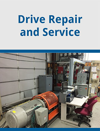 VFD Drive Repair AC DC Drive Repair Services