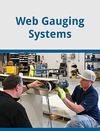 web gauging systems brochure